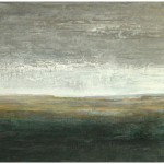 Stormy Weather  (2009) – mixed media on panel – 26×47 in – $2600.