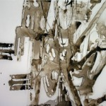 Pedal Repeat (2010) - ink on mylar - 18x24 in - $2800.
